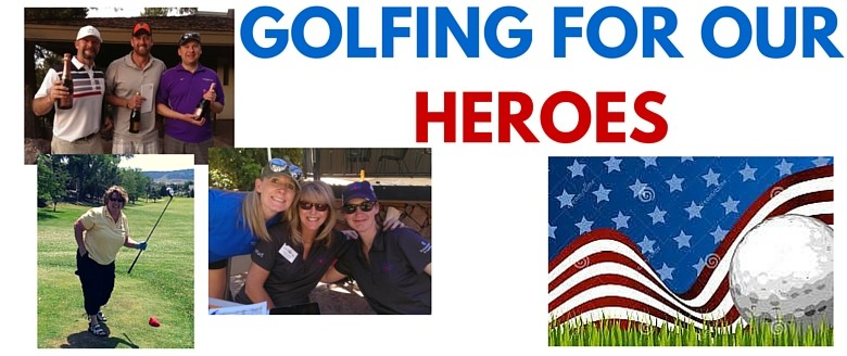 Golfing For Our Heroes-We've Got Their